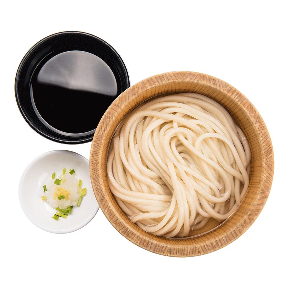 日式乌冬面汤